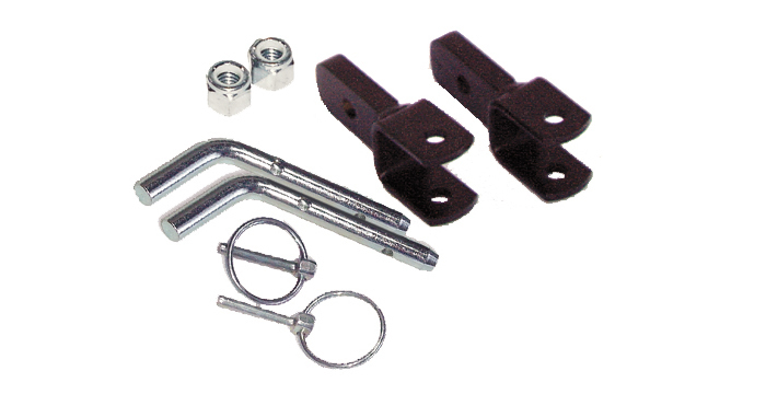 Demco 9523019 Baseplate Adapter for Reese Tow Champ Baseplates