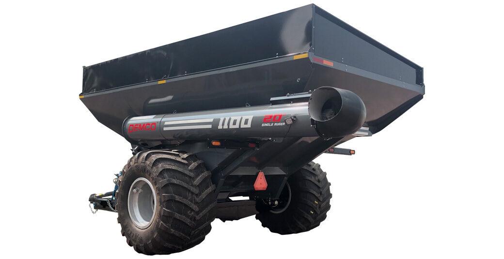 1100 Bushel Single Auger Grain Cart
