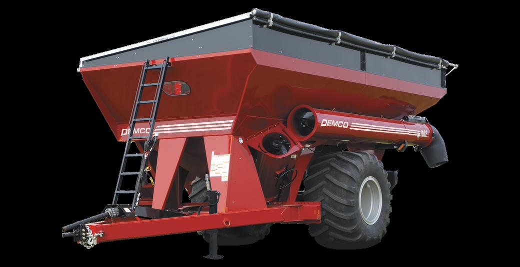 1102 Grain Cart