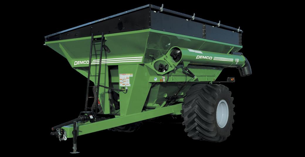 1150 Grain Cart