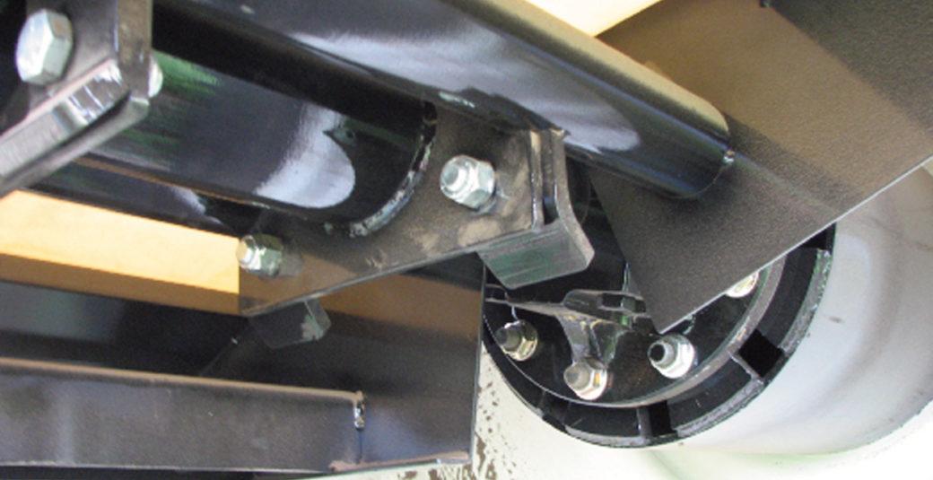 Easy Attach Sprayer Tank Mounts