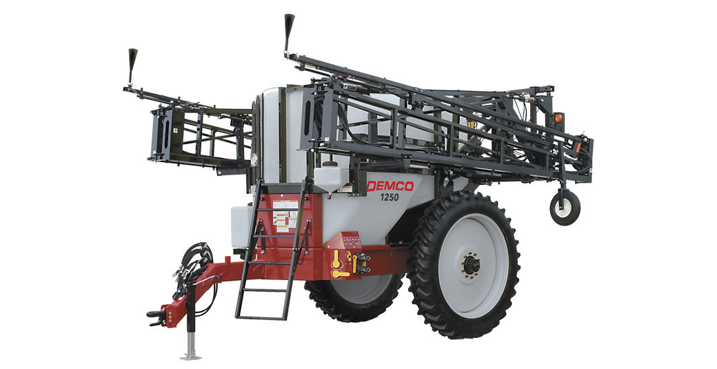 1250 Big Wheel Sprayer