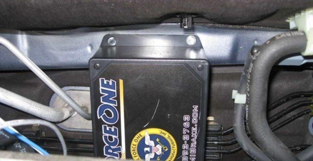 2008 CRV Operating Unit