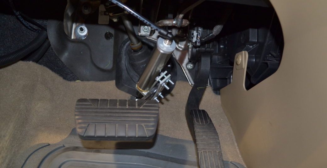 2008 Vue Actuator Assembly2