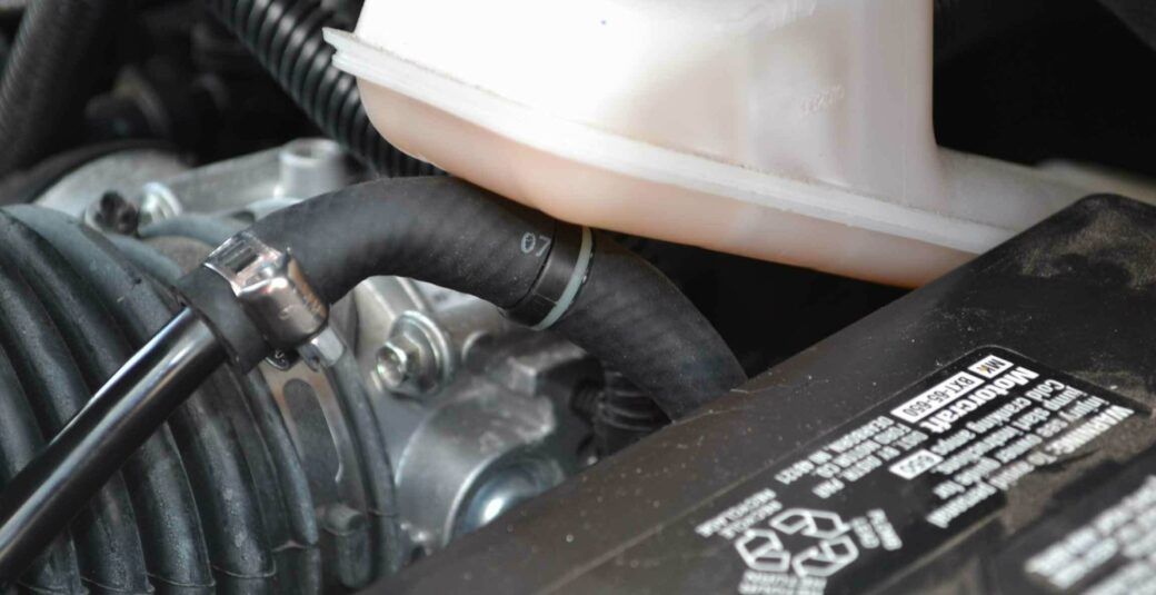2011 Edge Vacuum Connection Into Hard line