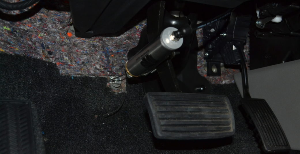 2012 Accord Actuator Assembly4