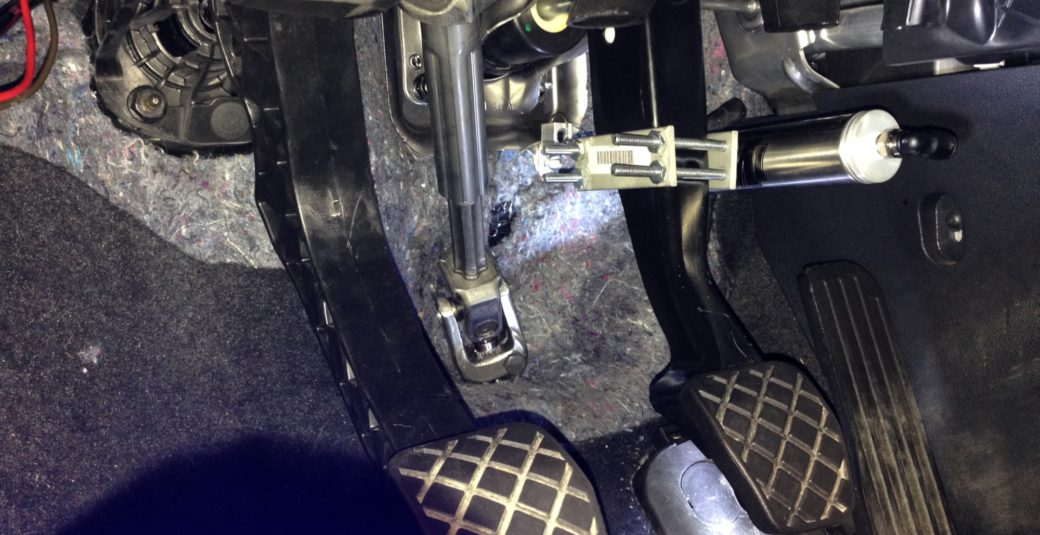 2012 Beetle Actuator Assembly1