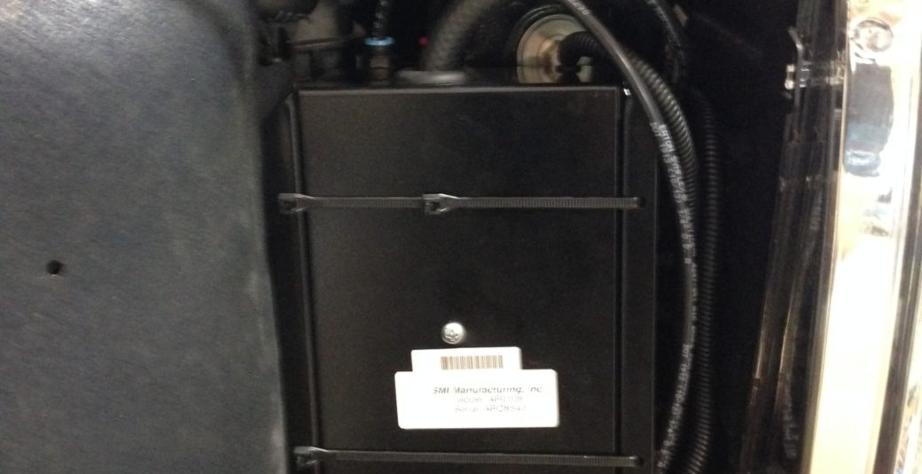 2012 F150 Operating Unit Mounted 1