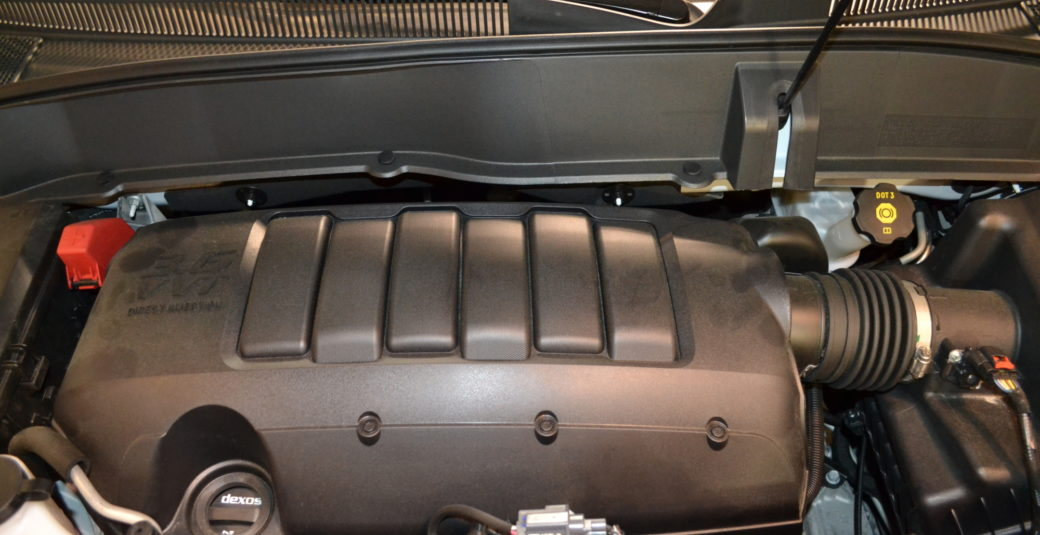 2014 Acadia Vacuum Connections Before1