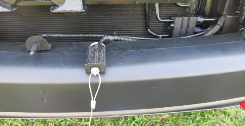 2014 Jeep Front Connections