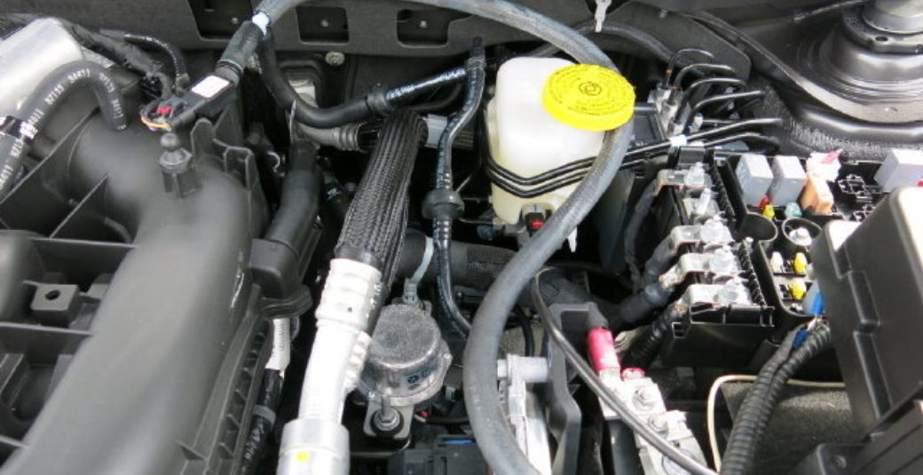 2014 Jeep Vacuum Connection 2