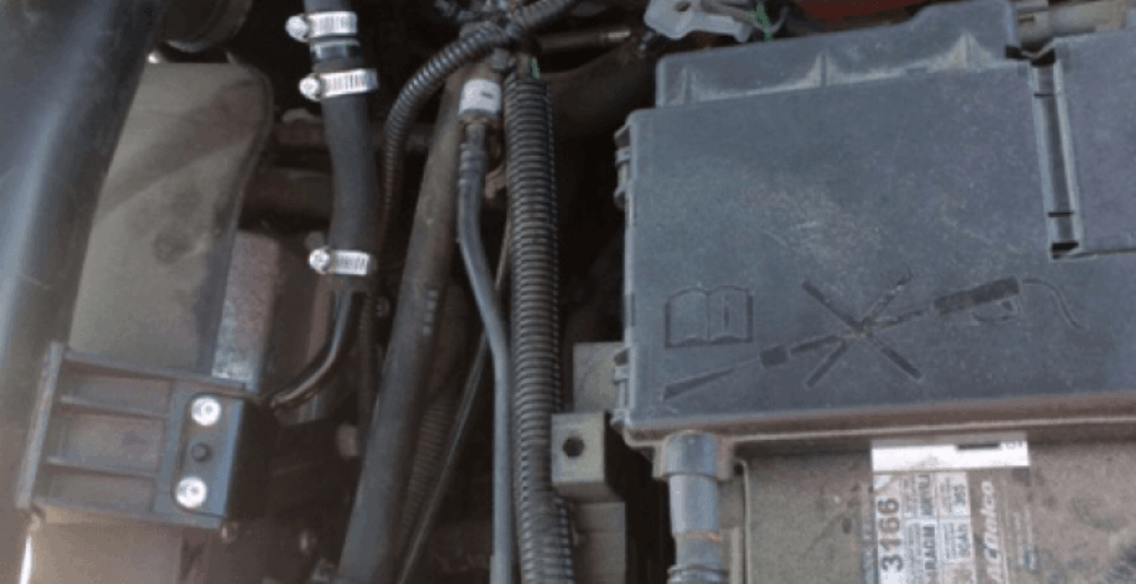 2017 Buick Envision Vacuum Connections 2 Envision