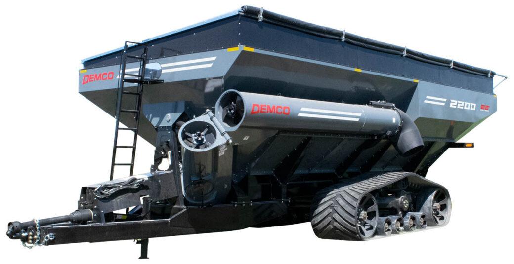 Gray 2200 Grain Cart