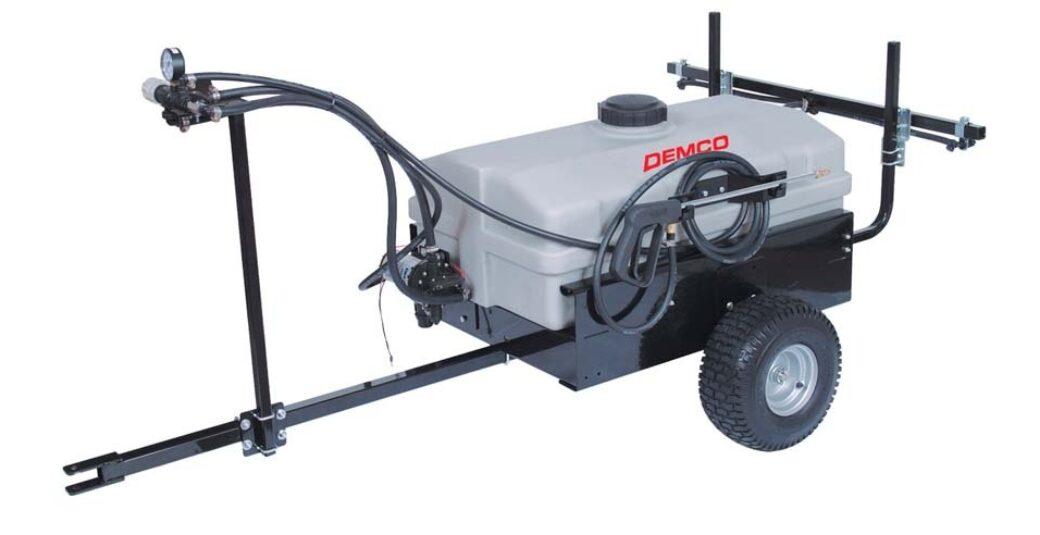 40 gallon ATV Pro Series pull sprayer