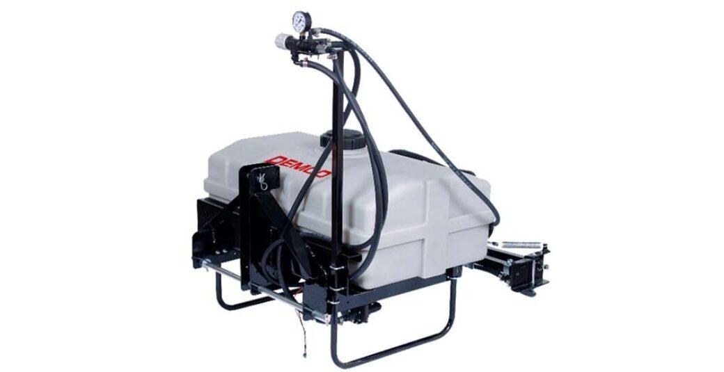 40 gallon Pro Series ATV sprayer on skid