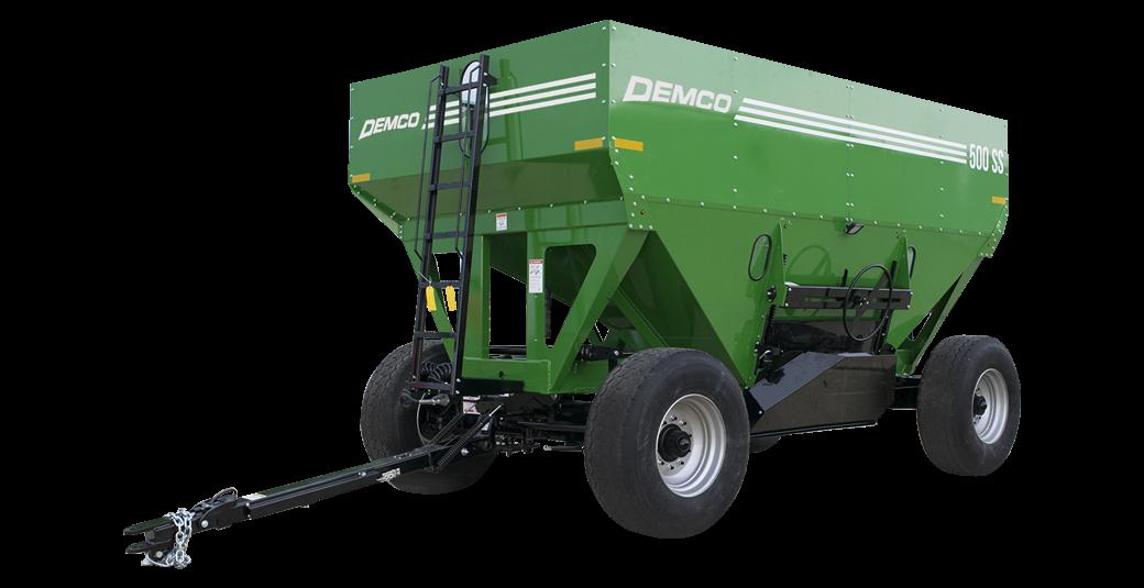 500 SS Grain Wagon