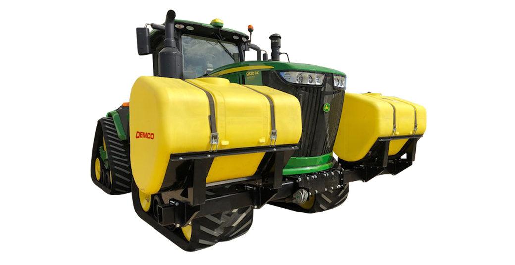 600 Gallon 4WD JD