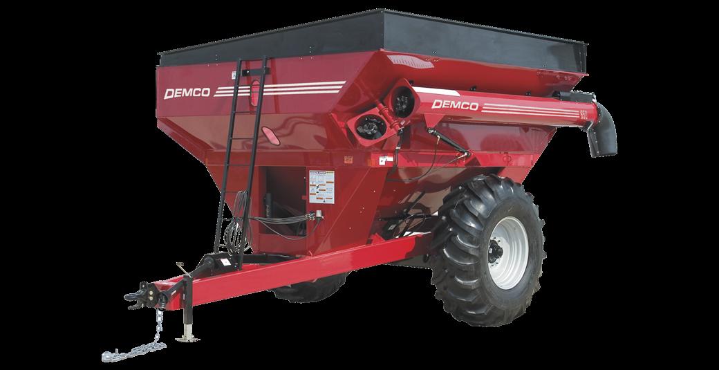 650 Grain Cart