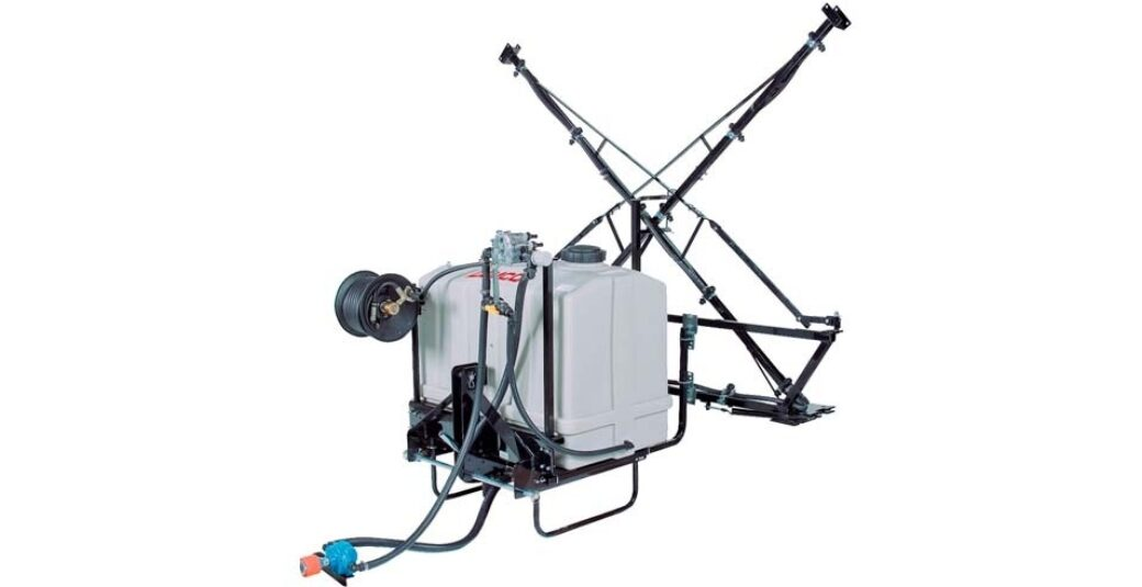 80 gallon UTV Pro Series skid mounted sprayer