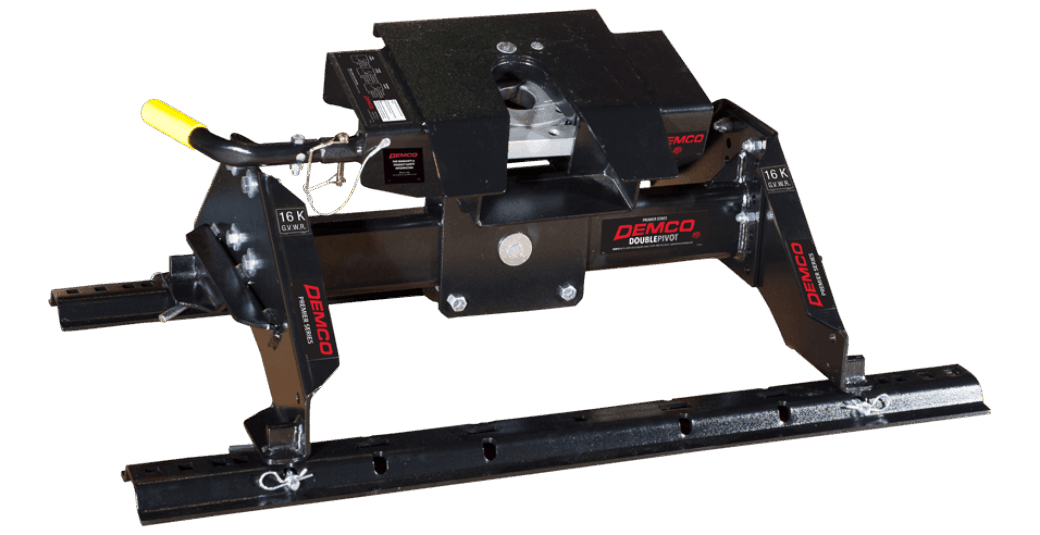 8550025 16K Double Pivot 5th Wheel Hitch