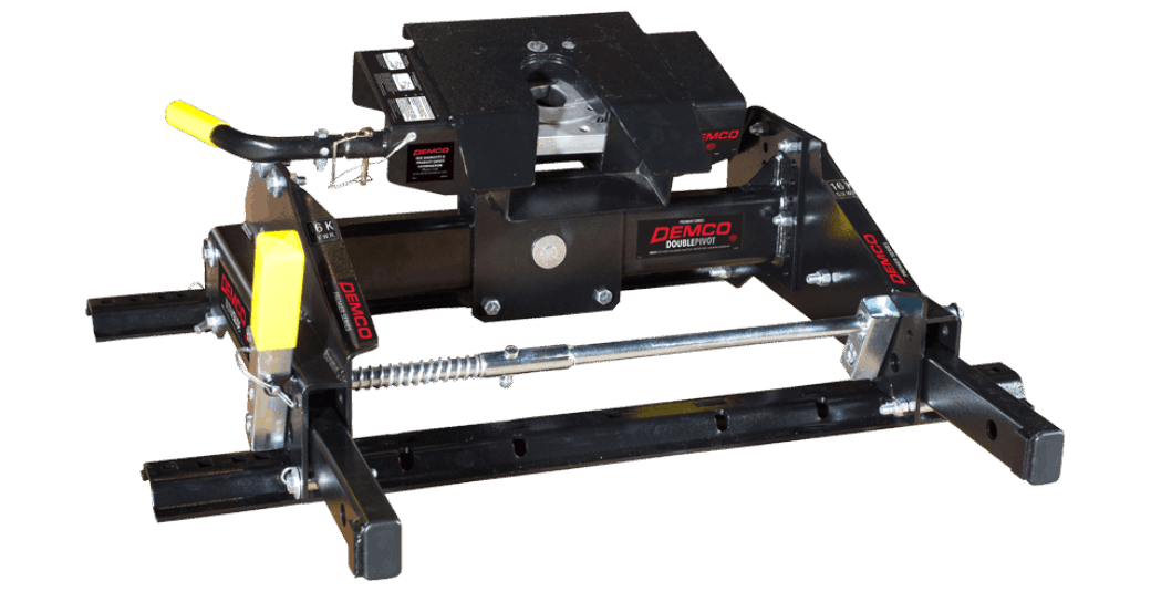 8550026 Double Pivot Ultra Slide 5th Wheel Hitch