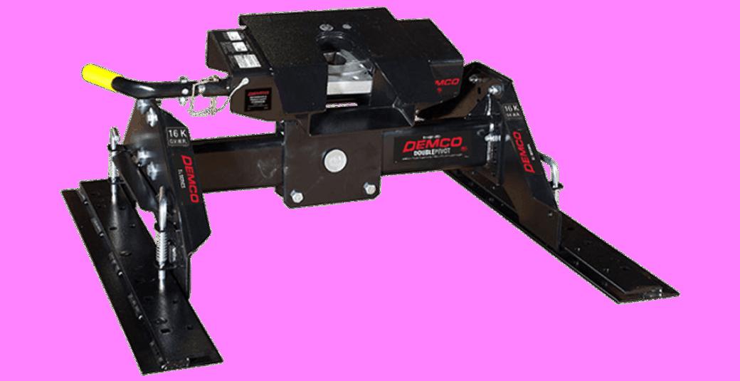 8550029 16K Double Pivot Slider 5th Wheel Hitch