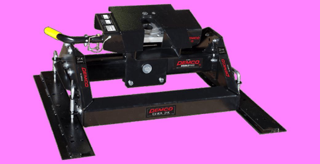 8550030 21K Double Pivot Slider 5th Wheel Hitch
