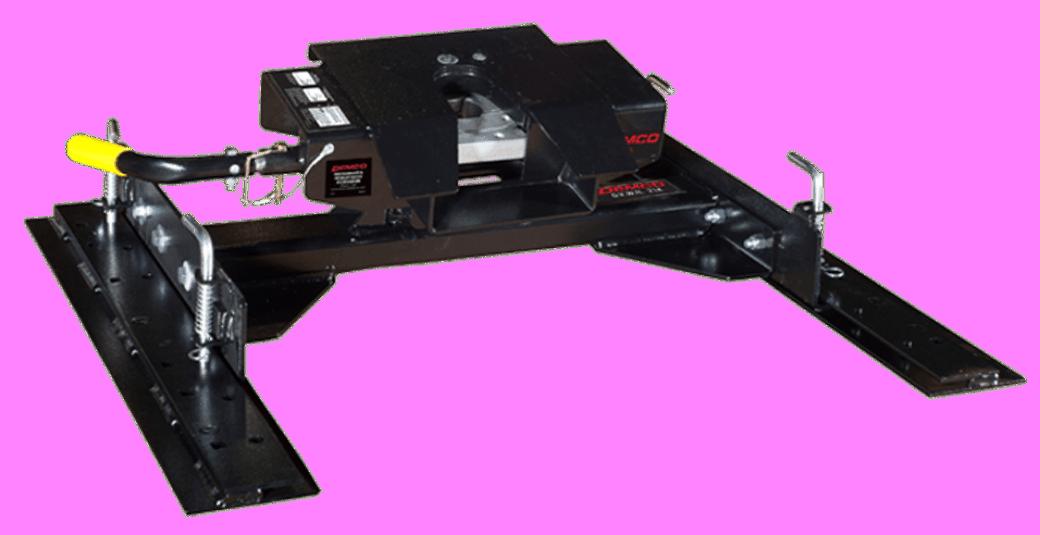 8550042 21K Flat Deck 5th Wheel Hitch
