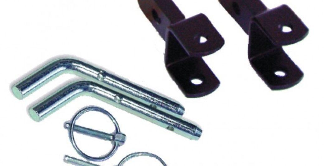 9523015 Baseplate Mounting Kit