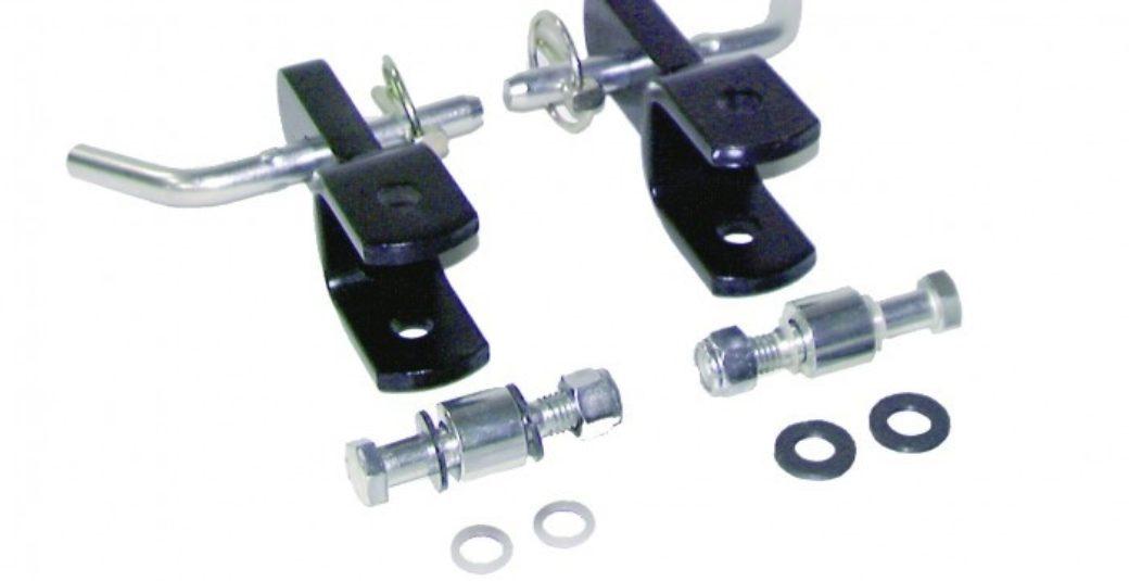 9523036 Baseplate Mounting Kit