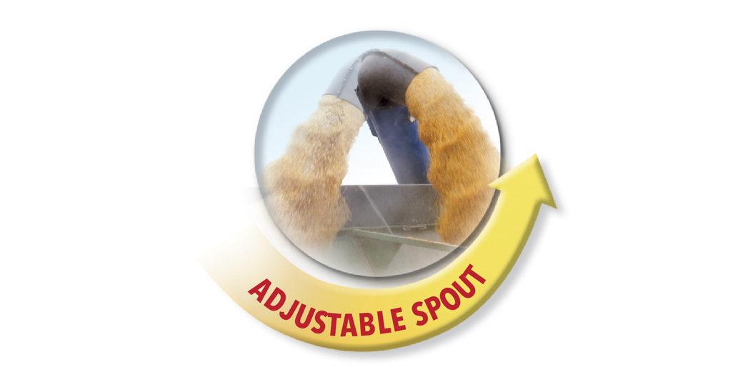 Adjustable Spout