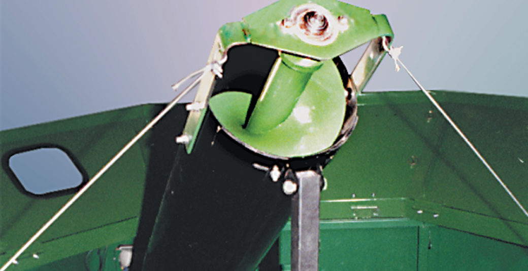 Extended Folding Auger