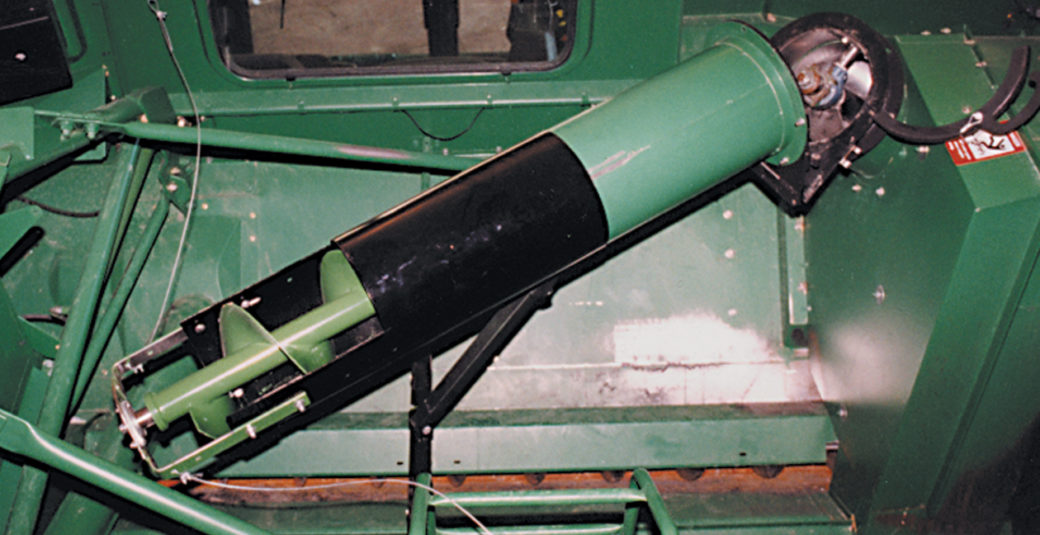 Folded Extended Auger