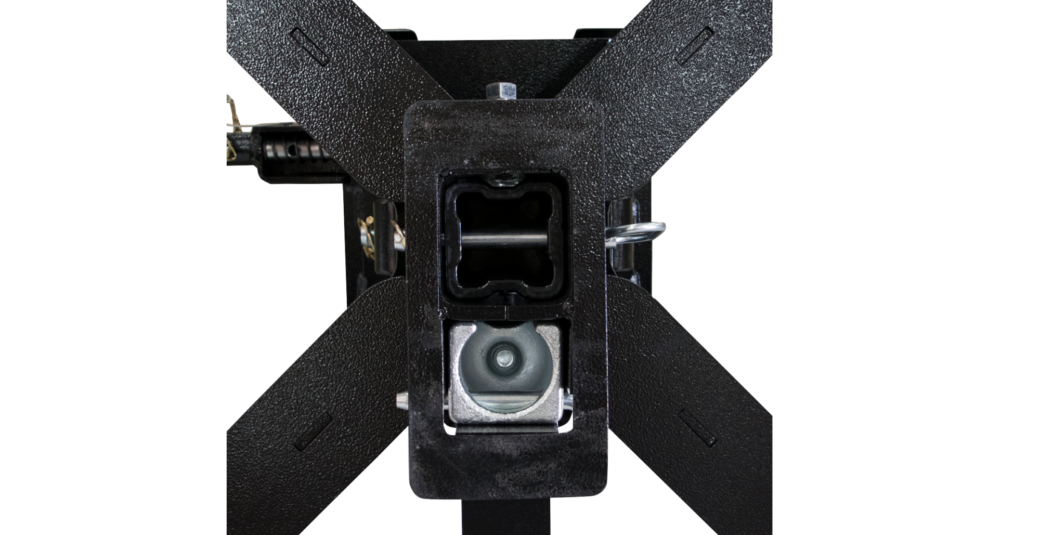 Closeup of Underside of Recon Flat Deck