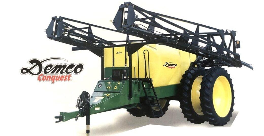 Demco Green ConQuest Sprayer
