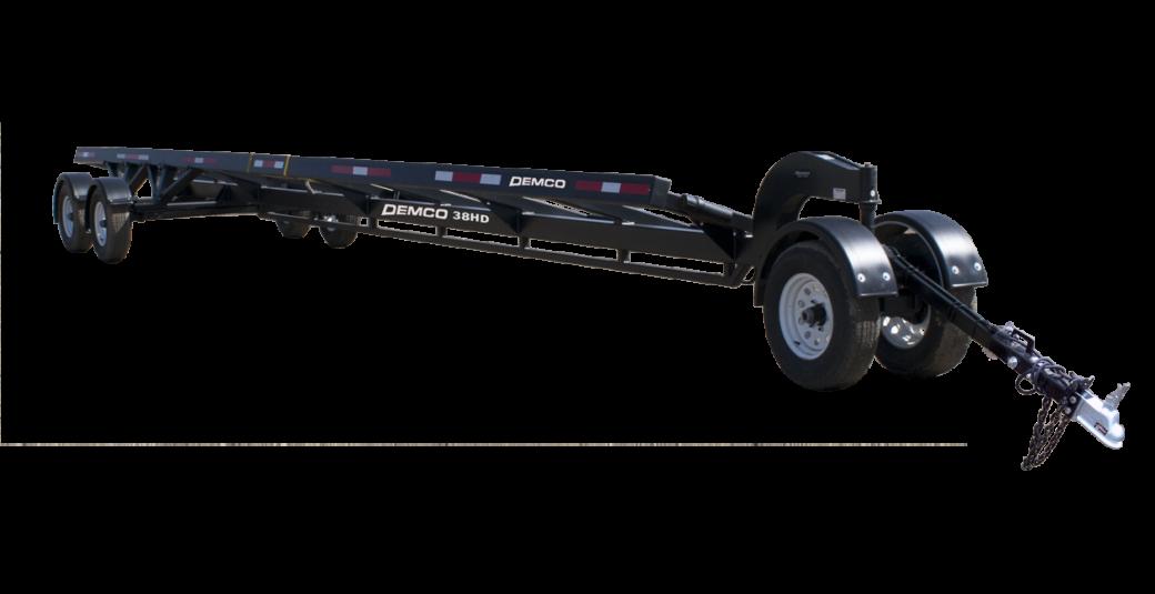Heavy duty head transport head trailer kit