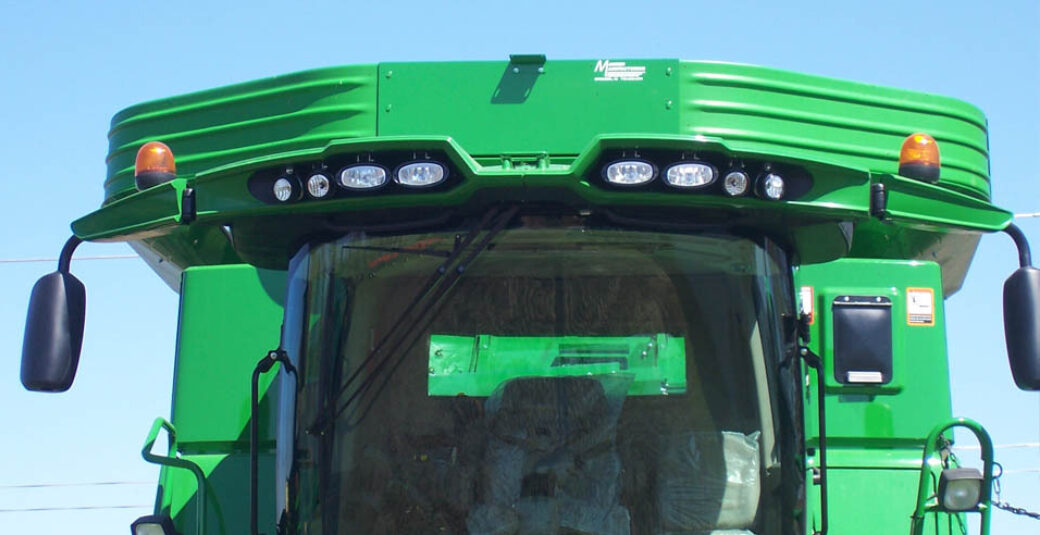 Maurer Grain Tank Tip-Up