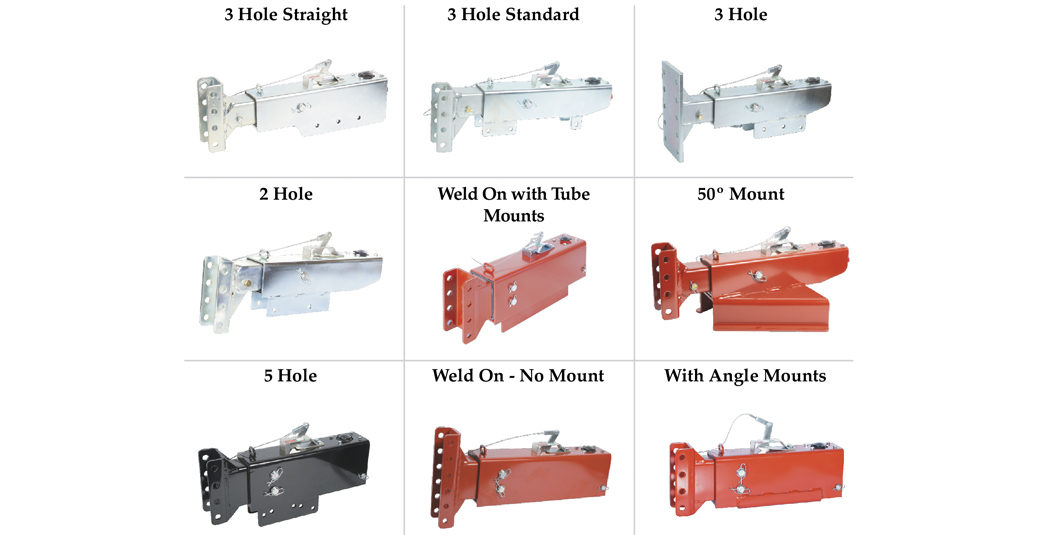 Outer Case Configurations