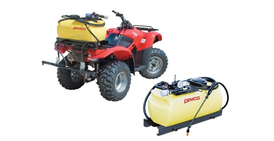 Pro Series 14 gallon ATV sprayers
