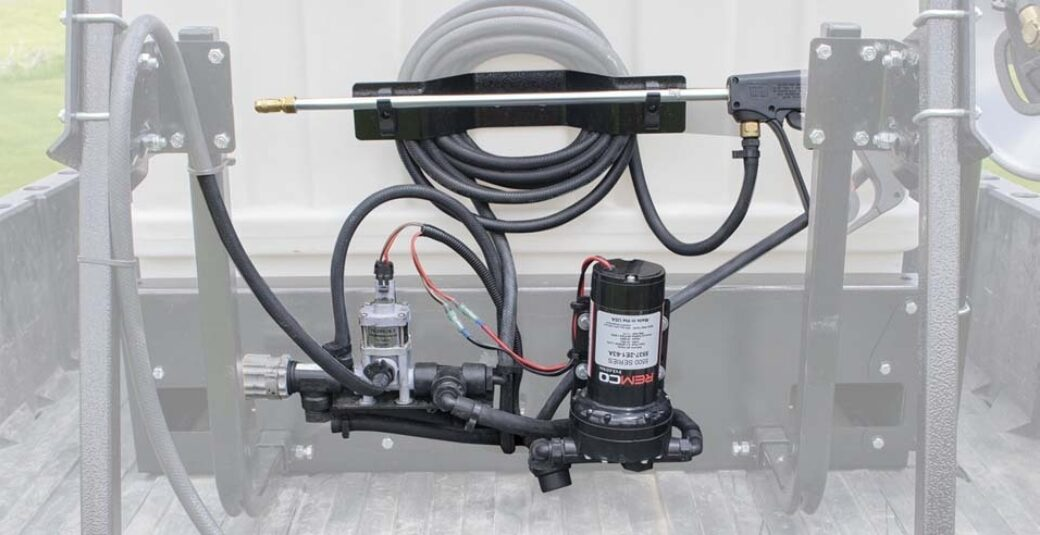 Remco Pump for Pro Series sprayers