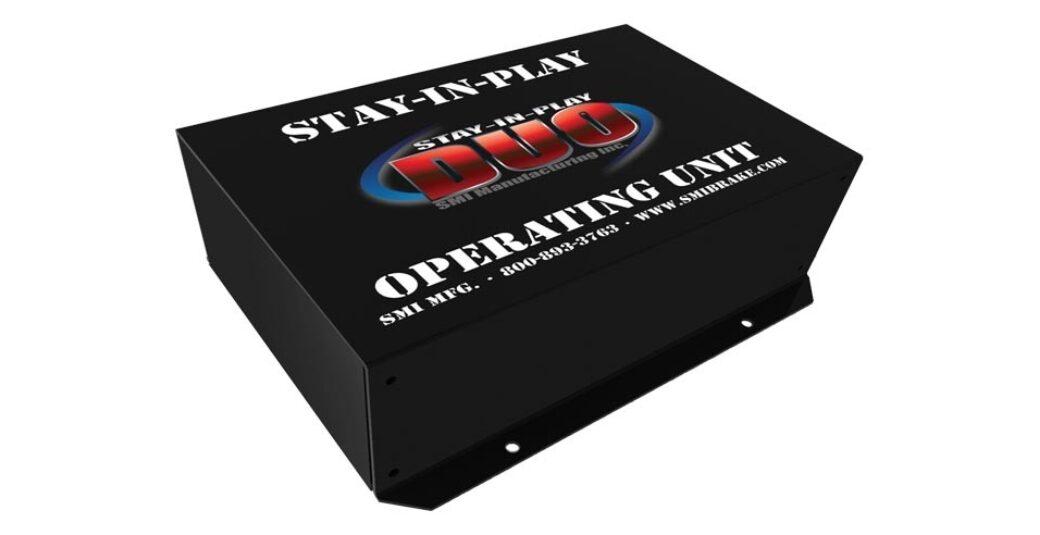SMI Stay-In-Play Duo Braking System