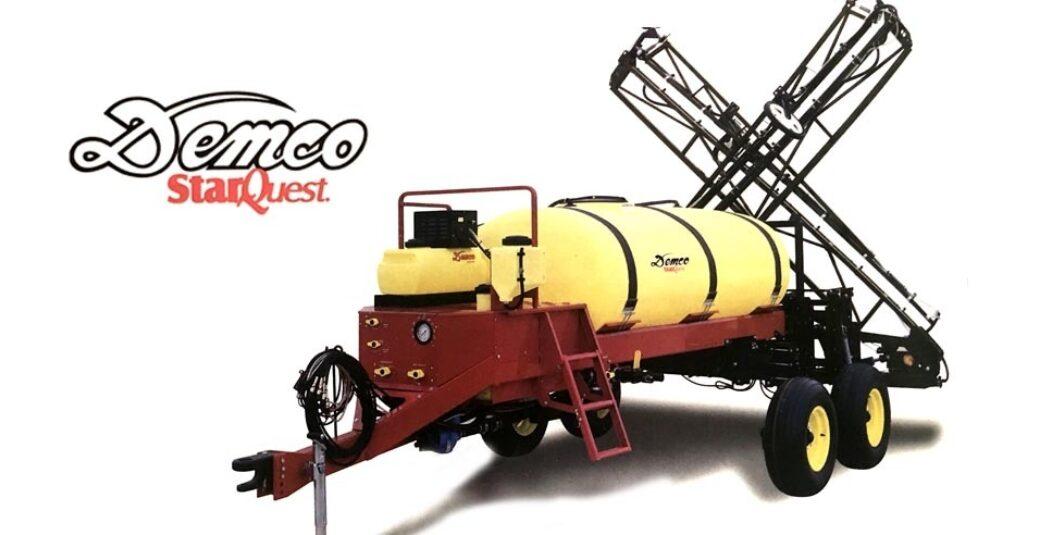 Demco StarQuest Sprayer