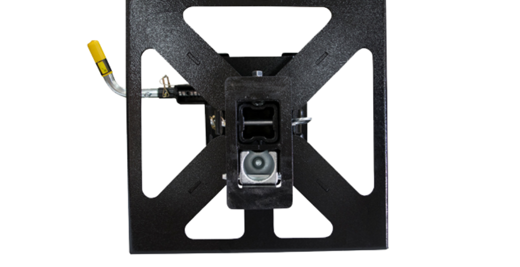 Underside of Recon Flat Deck