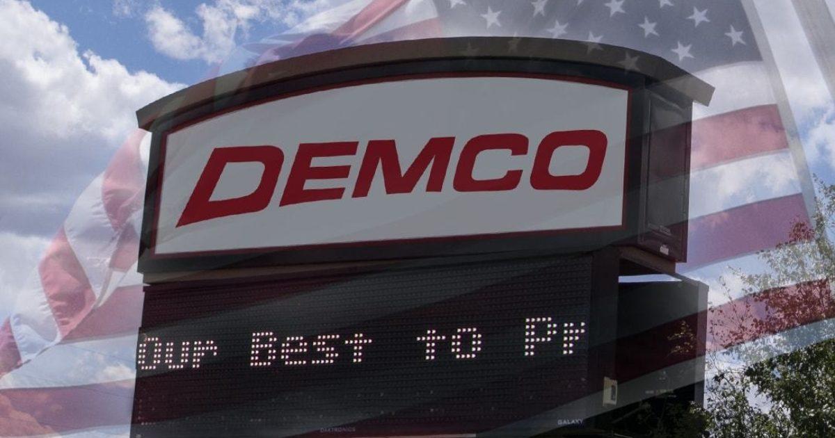 Demco Baseplate F//Ram 1500