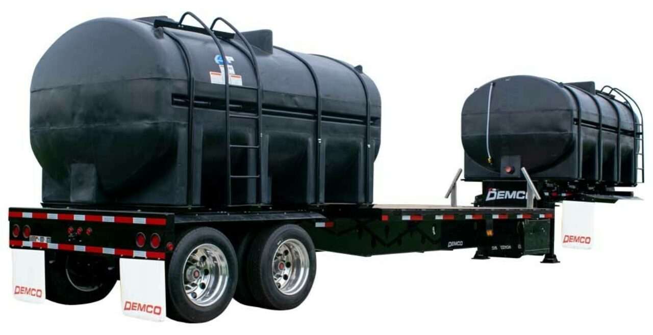 42' Liquid Tender Trailer