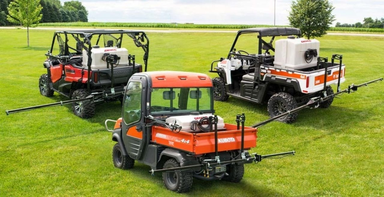 Pro Series: 14-200 Gallon Agricultural Sprayers Group