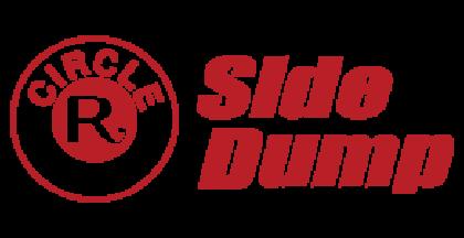 Circle R Side Dump Logo