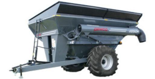 1050 bushel Demco grain cart