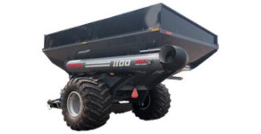 Demco 1100 Bushel Single Auger Grain Cart