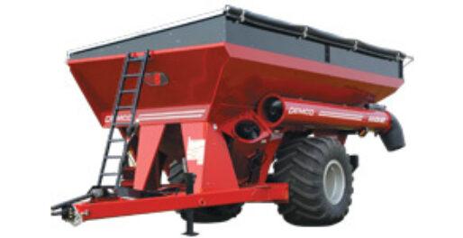 1102 Demco red grain cart